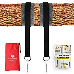 Image of Tree Swing Hanging Kit (Set...: Bestviewsreviews