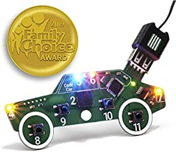 Code Car Circuit Toy for Kids Aged 8,9,10,11,12 to Learn...