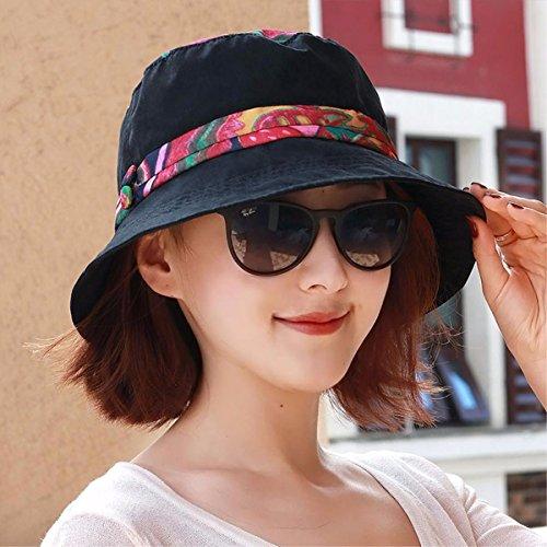YANGFEIFEI-MZ De nieuwe cap lente en zomer pauze losse doek cap Fashion Cap wastafel dop, vizier zonnehoed