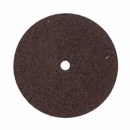 Dremel 420 hoogwaardige doorslijpschijven, accessoireset voor multifunctioneel gereedschap met 20 doorslijpschijven 24 mm voor het frezen en snijden van blik, metaal, hout of kunststof