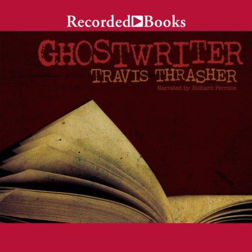 Ghostwriter audiobook cover art