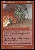 Magic the Gathering – Alarma de Mogg – Allarme Mogg – Nemesis