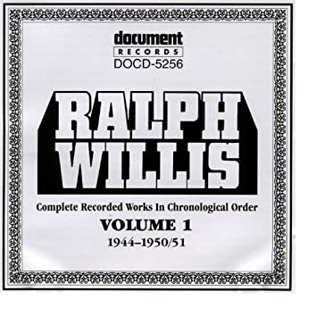 Ralph Willis Vol. 1 1944-1951