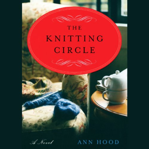 The Knitting Circle audiobook cover art