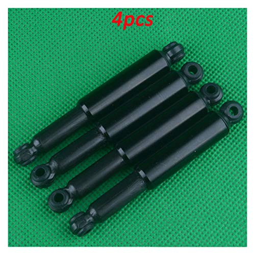 4PCS HG-P802 P801 Shock Absorber Modify Parts Damper Fit for RC Car Military Truck Trailer Climbing DIY Spare