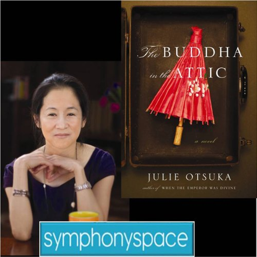 Thalia Book Club: Julie Otsuka's The Buddha in the Attic audiobook cover art
