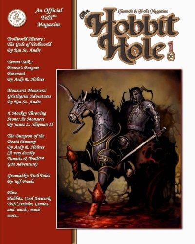 The Hobbit Hole #14: A Fantasy Gaming Magazine (Volume 14)