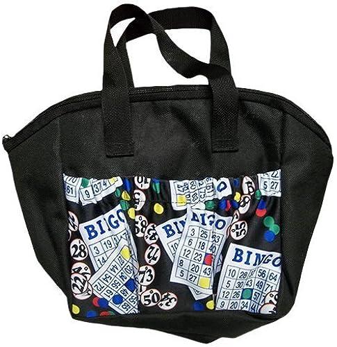 mejor moda NEW      Bingo  1 Dauber 6 Pocket Tote Bag by SII INTL  100% a estrenar con calidad original.