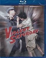 Violent Saturday [Blu-ray]