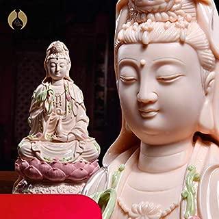 ART PARK Guan yin Statue, Guanyin Statue, Bodhisattva Figure, Kuan yin Statue, Quan Yin Statue, Home Decor, Best Chinese Feng Shui Gifts.