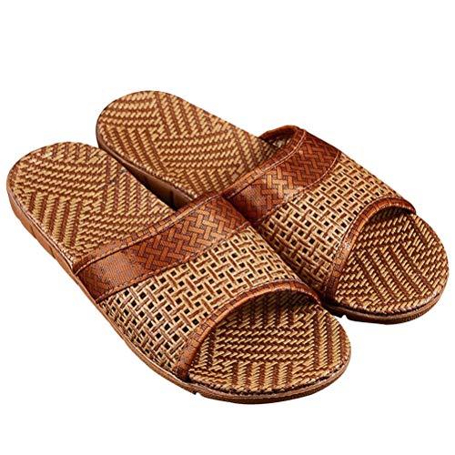 1 Paar Thick Bottom Slippers Schuhe Nicht Sandalen Offene Toed Slippers Schuhe für Zuhause
