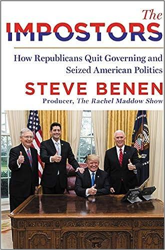 Steve Benen The Impostors