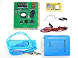 New Desktop PC and Laptop Computer Motherboard Power Diagnostic Analyzer Post Test Starter Kit