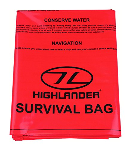Best Price Square Survival Bag BPSCA CS037 - LH02111 di Highlander