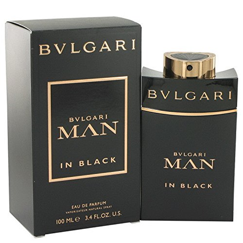 Bvlgari Man in Black Eau De Parfum Spray for Men 3.4 Oz/100 ml by bvlgari