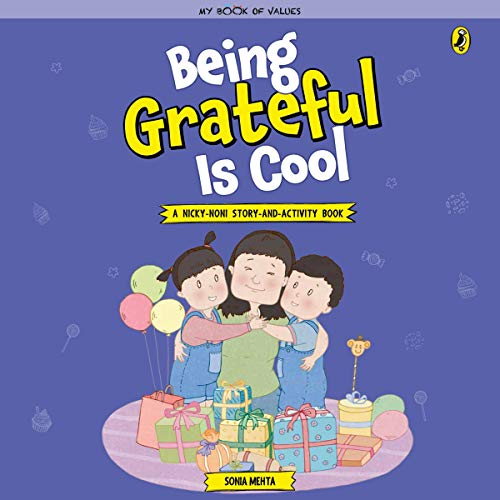 Couverture de Being Grateful Is Cool