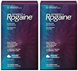 Women's ROGAINE 5% Minoxidil Unscented Foam, 4 Month...