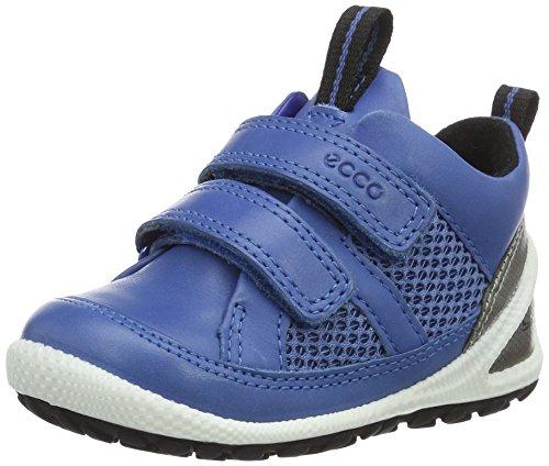 ECCO Baby Jungen Biom LITE Infants Lauflernschuhe, Blau (50220silver Metallic/Cobalt/Cobalt), 22 EU