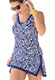 Swimsuits For All Women's Plus Size...