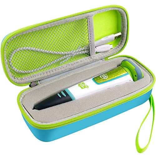 PAIYULE Case Compatible with Leapfrog LeapStart Go System. Storage Holder Fits for USB Cable and Other Accesories (Box Only)