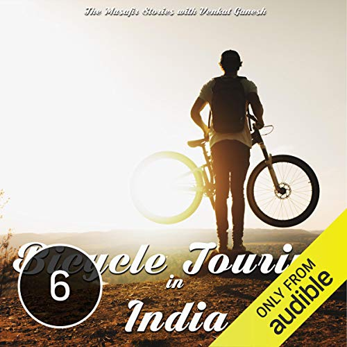 Bicycle Touring in India cover art