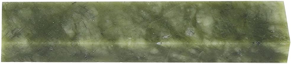 Naturlig slipstensmalsten för hemkök för sax(Green jade 10000 mesh)