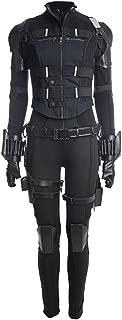 Avengers: Infinity War Black Widow Natasha Romanoff Cosplay Costume Outfit