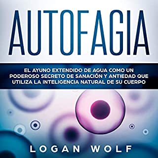 Autofagia [Autophagy] audiobook cover art