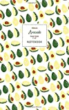 Avocado Notebook - Ruled Pages - 5x8 - Premium Taccuino (Original)