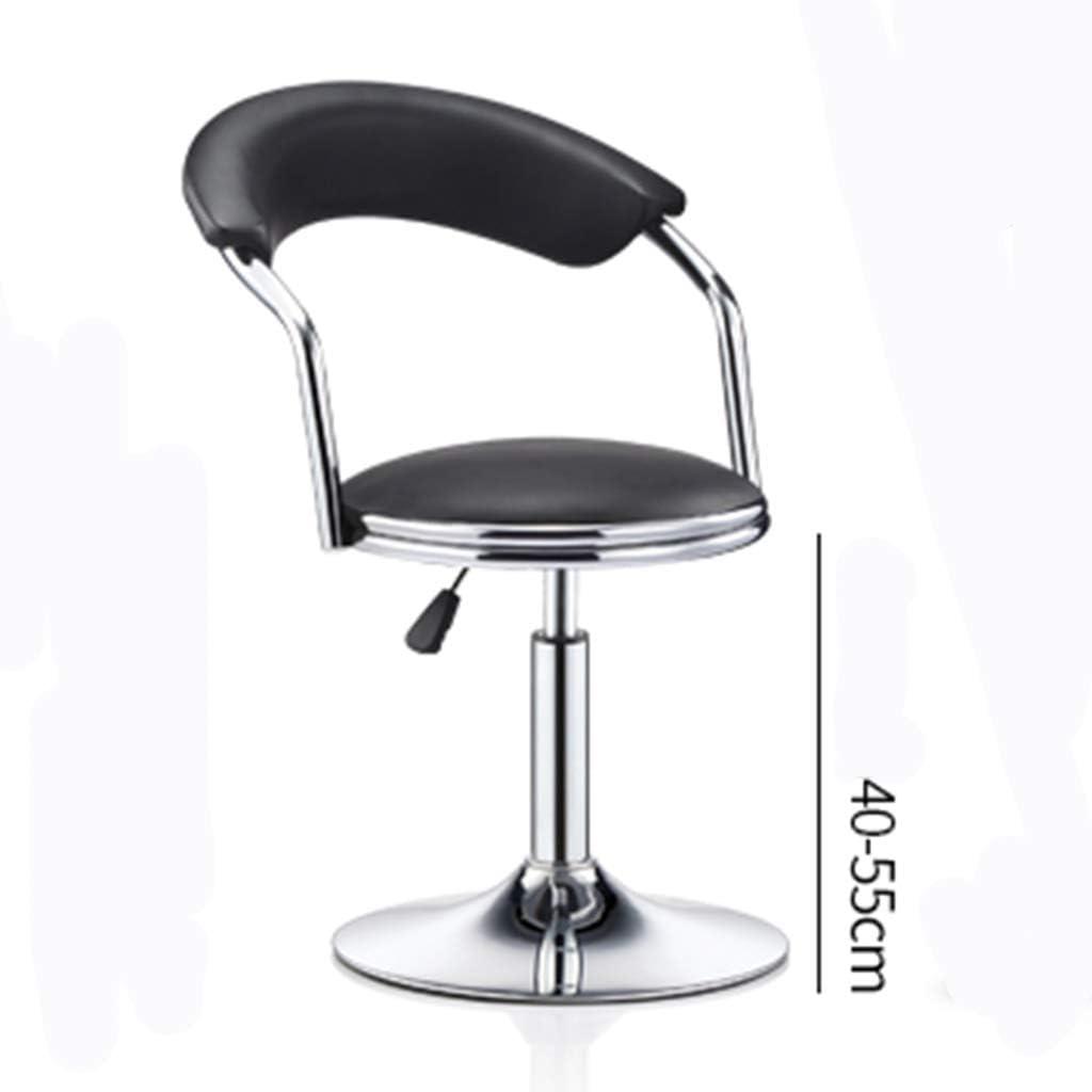 Tabouret de bar de petit déjeuner Tabouret de bar, chaise pivotante pour ascenseur de mode simple (Couleur : C) G