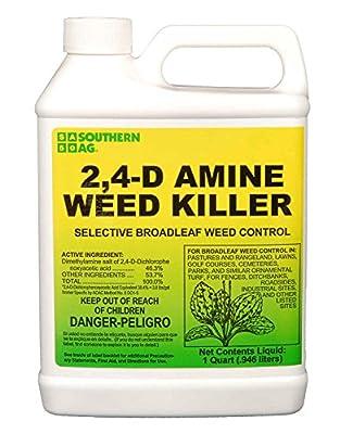 Southern Ag 2, 4 - D Amine Weed Killer