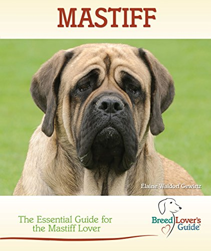 Mastiff: The Essential Guide for the Mastiff Lover (Breed Lover's Guide) (English Edition)