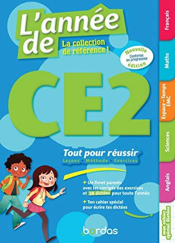 Cahier de cours CE2