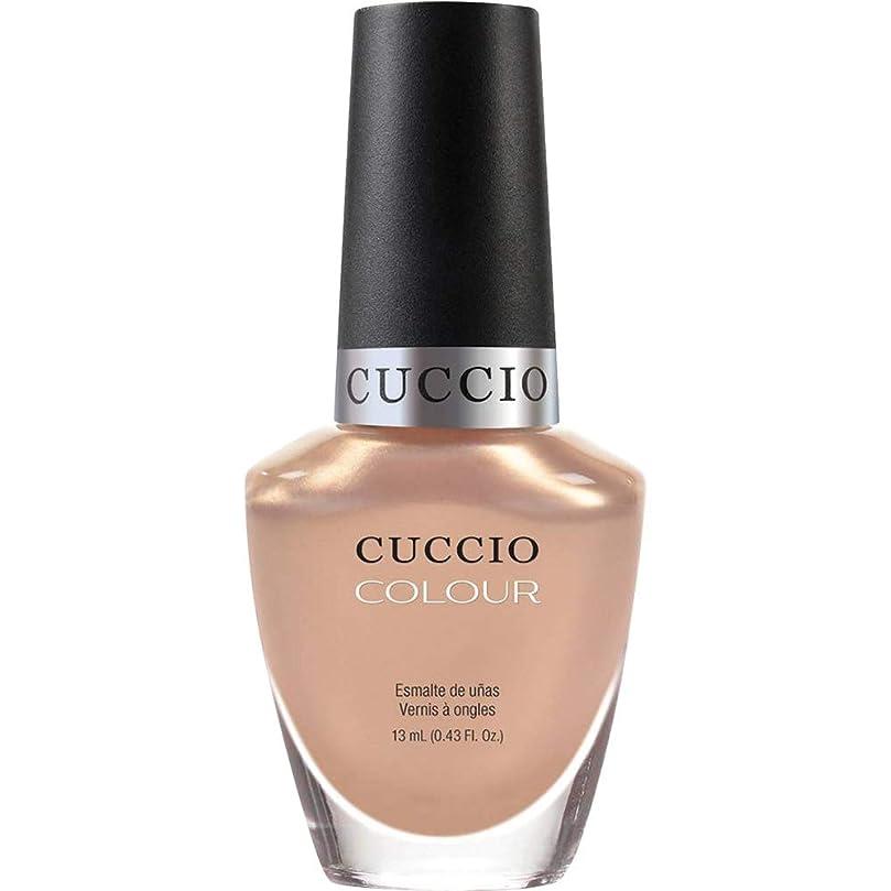 に対してもし半球Cuccio Colour Gloss Lacquer - I Want Moor - 0.43oz / 13ml