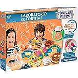 Clementoni Ciencia y Juego Laboratorio de Tortitas, Color (55350)