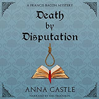Death by Disputation cover art