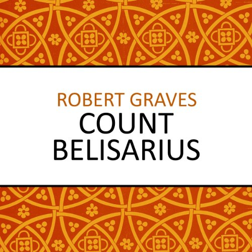 Count Belisarius audiobook cover art