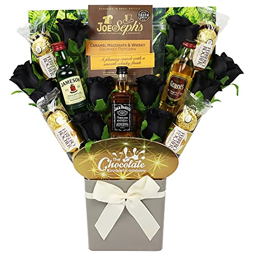 The Whisky Selection & Chocolate Bouquet