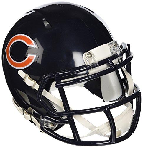 NFL Riddell Football Speed Mini Helm Chicago Bears