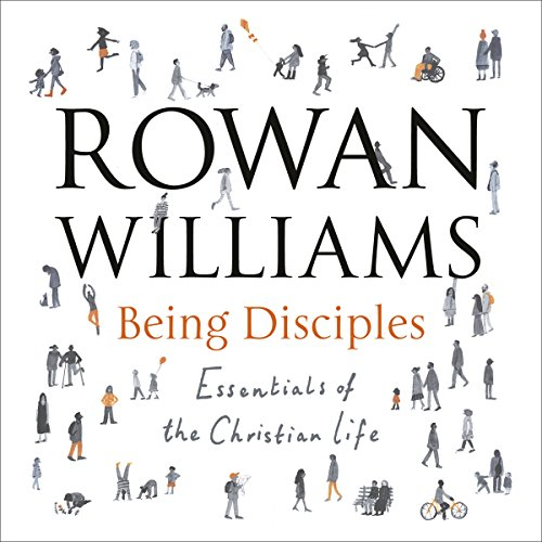 Being Disciples audiobook cover art