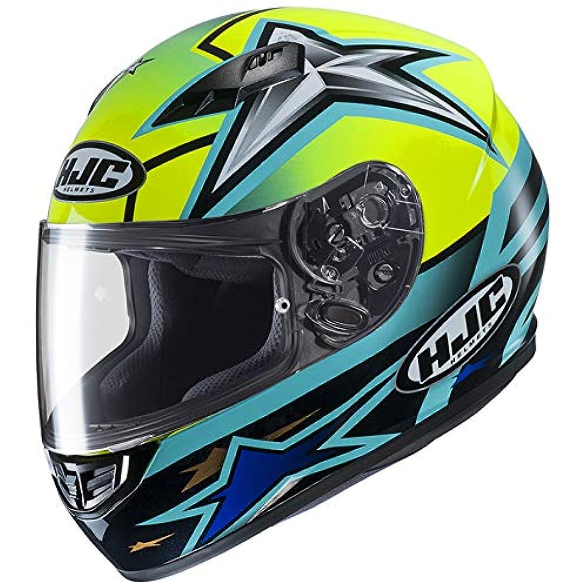 まどろみのある軍団電気HJC(エイチジェイシー) バイクヘルメット フルフェイス (サイズ:XL) CS-15 TONY ELIAS 24(トニ エリアス 24) HJH150