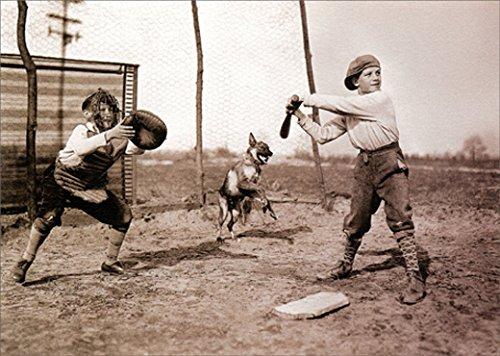 Sandlot Baseball Avanti America Collection Birthday Card