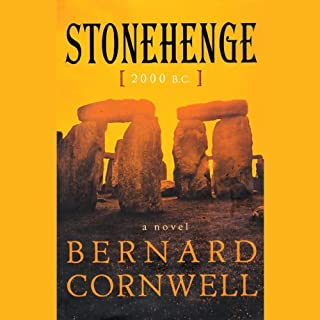 Stonehenge cover art