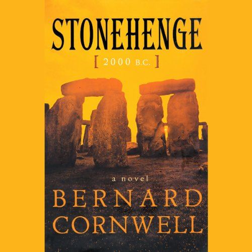 Stonehenge audiobook cover art
