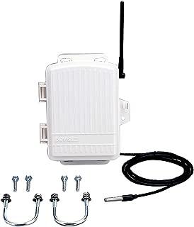 davis wireless temperature station