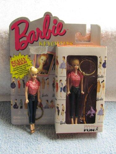 Llavero Barbie Picnic