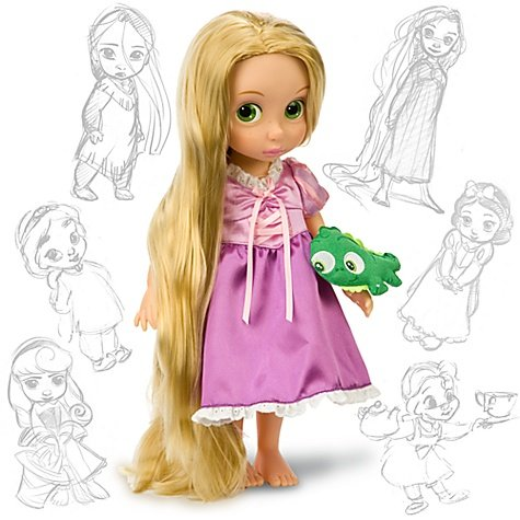 Disney Animators' Collection RAPUNZEL Doll 16in HIGH by Disney