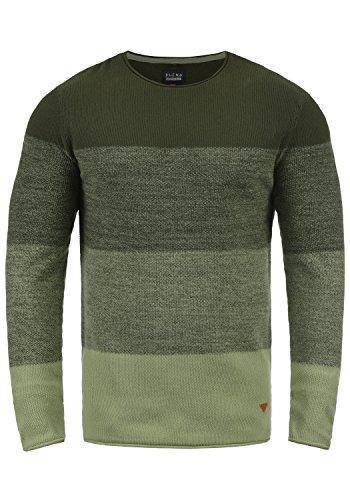 BLEND Benno Jersey De Punto Suéter Hombre Cuello