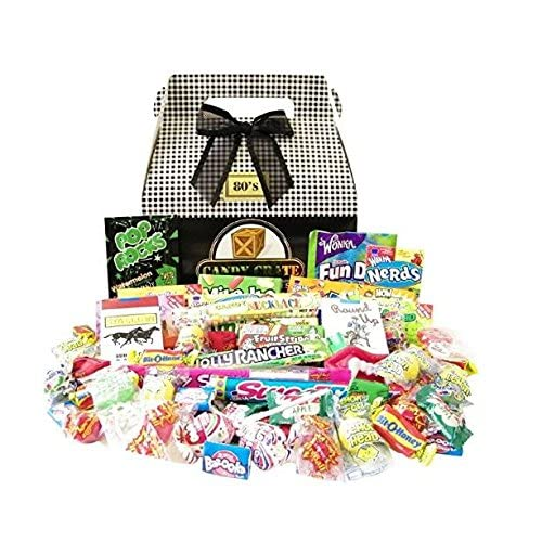80's Classic Retro Candy Gift Box