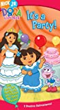 Dora the Explorer:It's a Party [VHS]